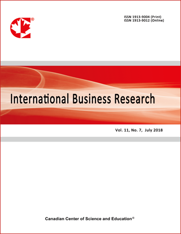 Home International Business Research Ccse